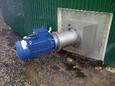 MXL MIXERS SERIES - Application in Biogas plant